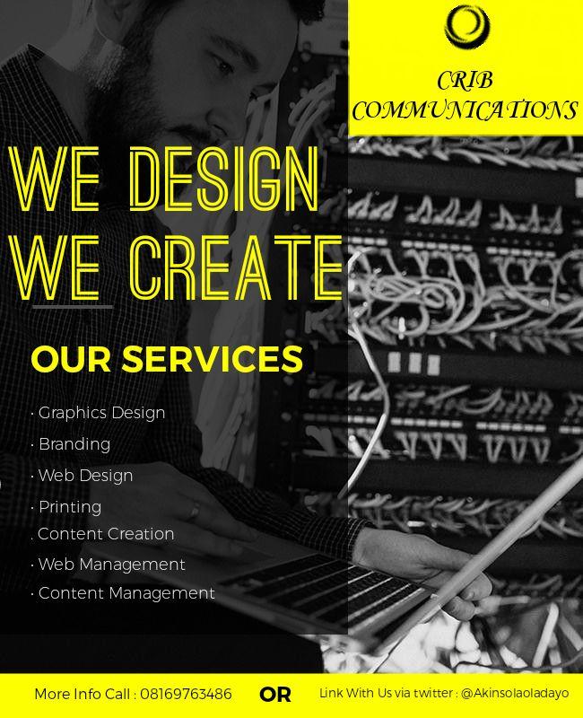 Design and web development