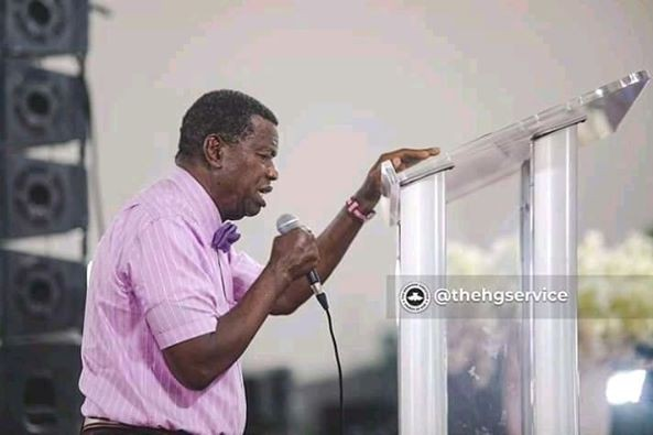 """""""YOUR TONGUE MAY BE THE REASON WHY GOD IS SILENT""""- Pastor E. A. Adeboye"""