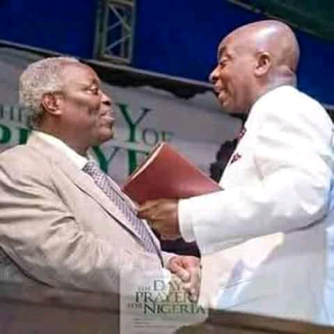 What Pastor Kumuyi Did For Bishop David Oyedepo