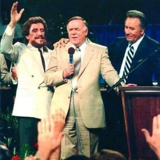 Dad Hagin, Oral Roberts and T. L. Osborn