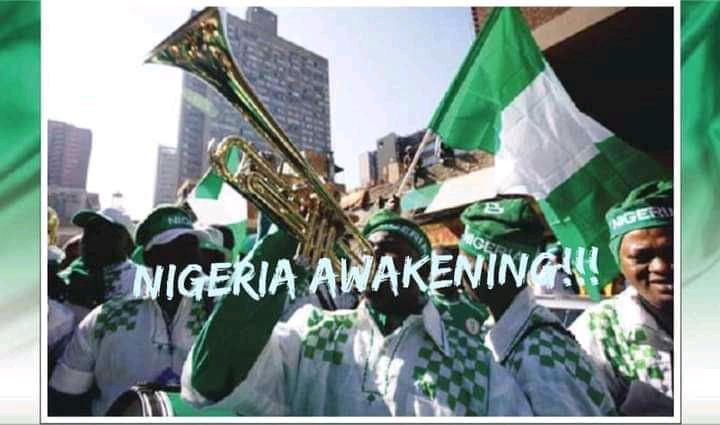 #Endsars Nigeria