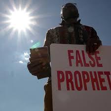Who Are False Prophets Or Pastors
