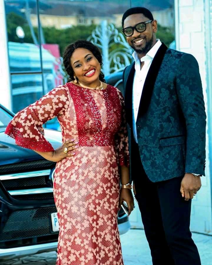 Mr and Mrs Fatoyinbo