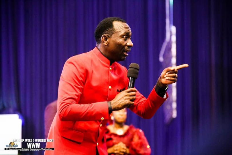 """WE WILL SEE YOUR END YOU WILL NOT SEE OUR END""-Dr Pastor Enenche addresses the 'Goliaths of Nigeria'"