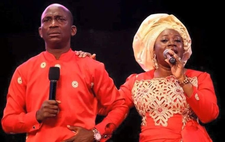 Dr Paul And Becky Eneche: The Price They Paid