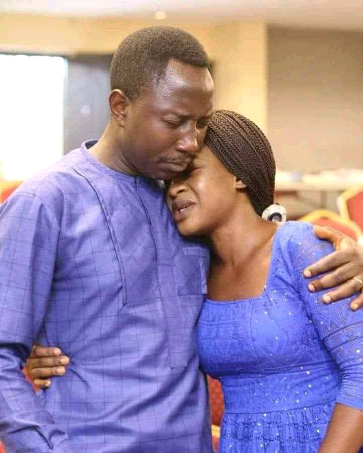 THE POWER OF A PRAYERFUL HUSBAND AND WIFE